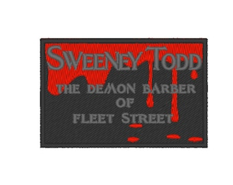 Sweeney Todd Patch