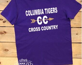 Cross Country, Cross Country t-shirt, Cross Country Mom, Run, run shirt, track team, cross country team