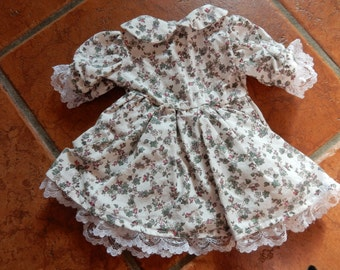 American Girl floral dress 18 inch floral doll dress