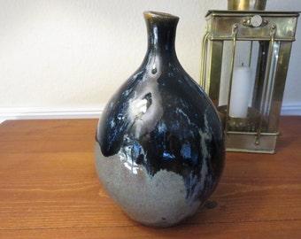 Bud Vase, Pottery Bud Vase, Ceramic Bud Vase, Wheel Thrown Pottery, Flower Vase, Pottery Flower Vase, Hand Made Bud Vase, Stoneware Bud Vase