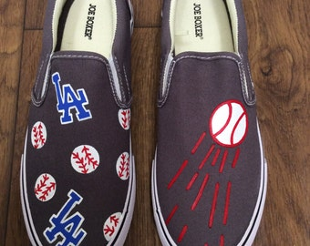 LA Dodgers Shoes