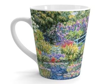 Diane Monet  Calm Afternoon  Latte Mug