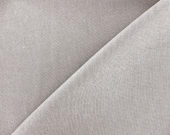 linen heavy - 280cm (light grey), weight 250 gr M2 french weaving meter brand LINDER