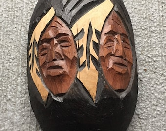 Wanik- First Nations Carving- Signed -334V