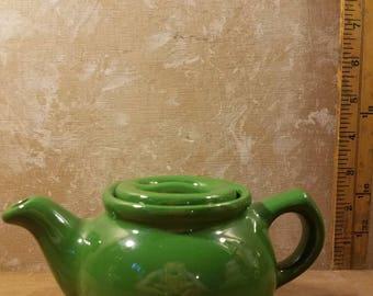 Green Personal Teapot