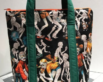 Zombie High Insulated Lunch bag