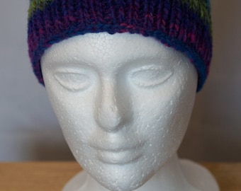 Ribbed Knitted Ear Warmer Headband **READY TO SHIP**