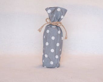 Polkadot Wine bottle Covers