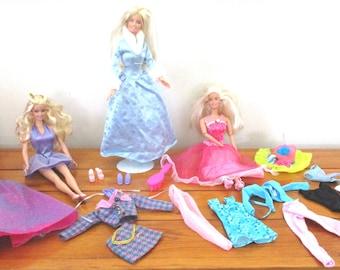 Ballerina Barbie Lot/Barbie Clothes/Barbie Ballet