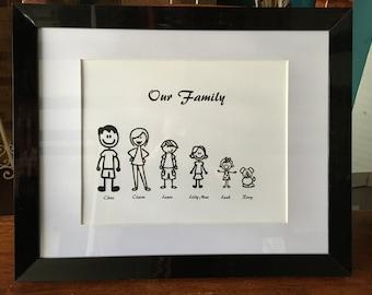 My stick family