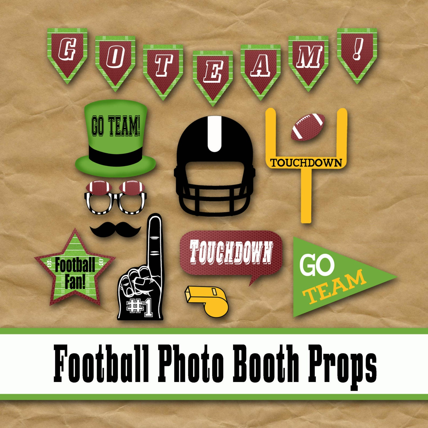 themes party boys image a popsugar decorations decor moms gallery birthday photo football
