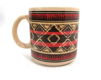 Chaps Ralph Lauren Southwestern Pattern Mug