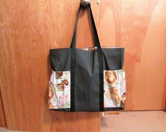Tote bag/ Diaper bag