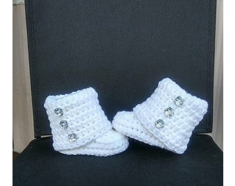 baby girl boots, crochet baby boots, baby boy booties, newborn booties, christmas boots, clothing gift, gift for baby, baby shower gift