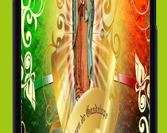 Virgin of Guadalupe phone case for iPhone  6, 6 plus, 7, 7 plus, 8