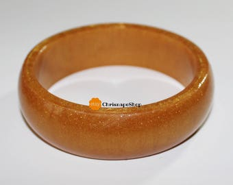' Bangle ' resin bracelet