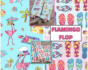 Ergo360 or Lillebaby 3-pc sets. Headrest Bib/Straight pads.  Curved pads upgrade available.  FLAMINGO FLOP