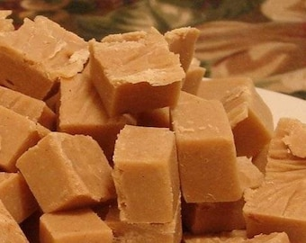 1 1/4  pound Peanut Butter Fudge and 1 1/4 pounds Choc/Peanut butter