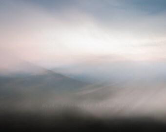 "Mountain art, photograph, Shenandoah National Park, Blue Ridge, Appalachian Trail, wall art- 20x24, 16x20, 11x14 or 8x10 photograph, ""Peace"""