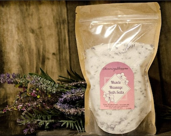 Bath Salts, Bath Soak, Bath Salts Gift, Bath Salt Gift, Sea Salt for Bath, Sea Salts, Sea Salt, Relax Gift, Sea Salt Soak, Salt Soak