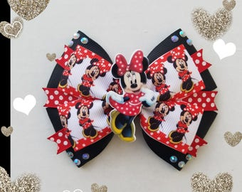 Mouse Hairbow