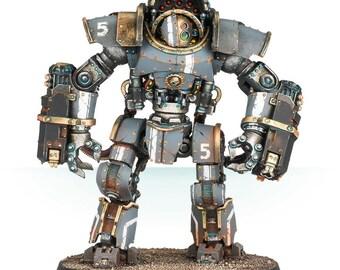 Warhammer40k Mechanicum Domitar Battle-Automata wargame