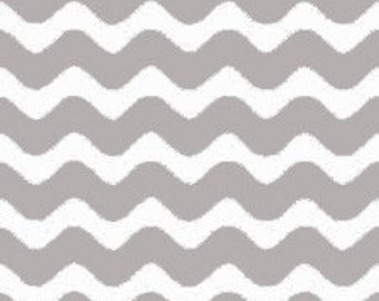 Riley Blake Designs, Wave Basics, taupe and white, see coordinates