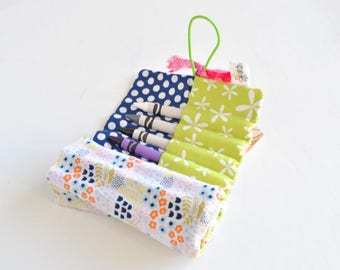 Crayon Roll-Crayon Holder-Art Supply-Art Carrier-Toddler Present-Preschool Gift-Birthday Gift-Coloring-Flower-Girl Present-Easter Basket Toy