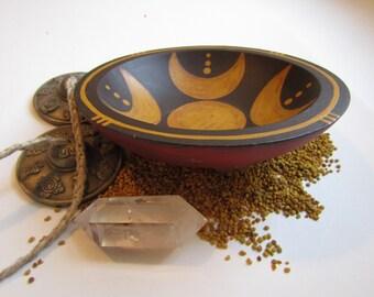 Bee Shaman ~ Bee Pollen Medicine/Offering Bowl