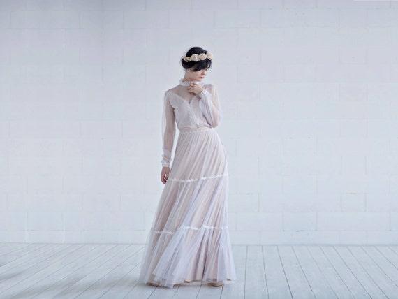 Rue - retro bridal gown
