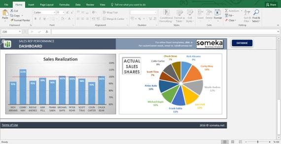 Excel Templates For Business Sales Tracking Business Spreadsheet