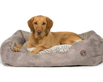 Artic Dog Bed - Snuggle Beds by Danish Design, Supersoft dogs bedding, pet bedding, snuggle dog beds, dogs snuggle beds