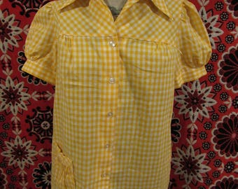 Cotton Blouse by Simpson-Sears