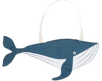 Whale-Fish Bag