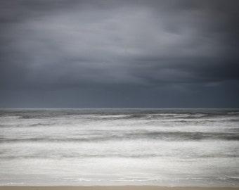 Storm at the Dutch Coast - Fine Art Landscape Photography Print