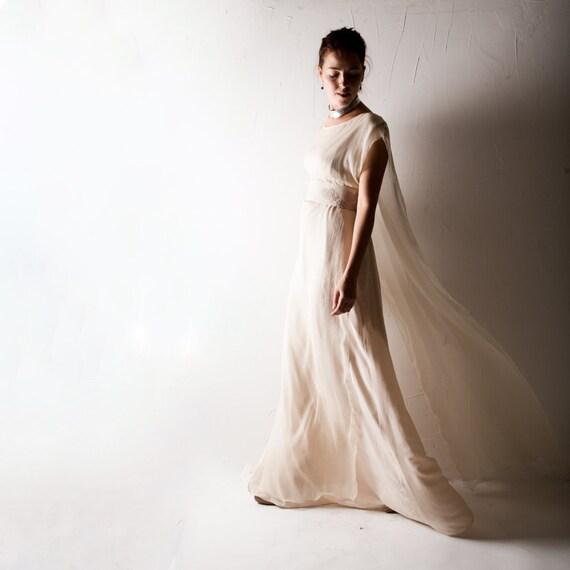 1920er Jahren Brautkleid Boho Brautkleid erröten