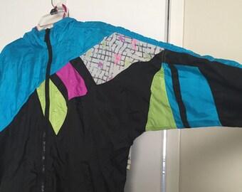 Vintage 80's Puma Zip Up Jacket