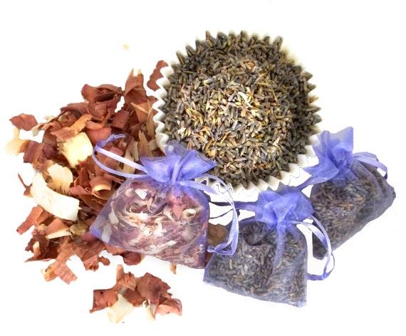 Moth repellent, Lavender, cedar, mix, eight ounces, Fiber, wool protection, 8 ounces