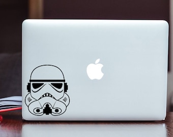 Storm Trooper Decal/Sticker - Star Wars - Stormtrooper - Decal/Sticker Choose Size and Color