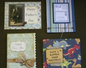 May 2012 Handmade Card Kit