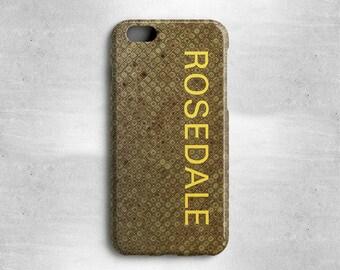 Toronto Phone Case - Rosedale Subway Station - Available for iPhone X, iPhone 8, iPhone 7, iPhone 6 Plus, iPhone 6, iPhone 5S/5, iPhone 5C