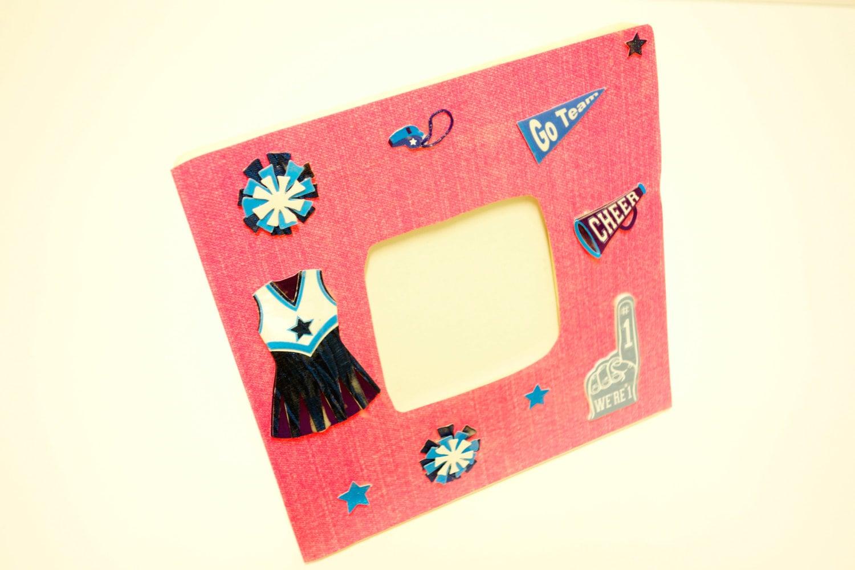 Cheerleading gifts, cheerleader picture frame, cheerleader gifts ...