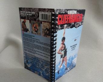 Cliffhanger VHS Box Notebook