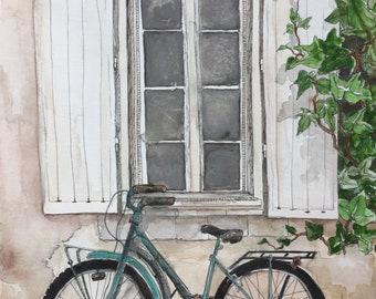 Window scene: original