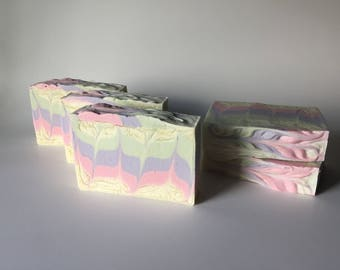 Sweet Pea Handmade Soap