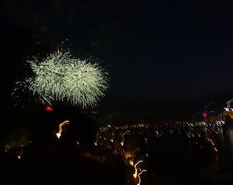 Whoa, Fireworks