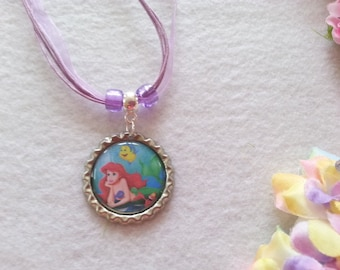 10 Ariel, the Little Mermaid Party Favors