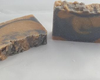 Tibetian Amber Soap Handmade Artisan Soap