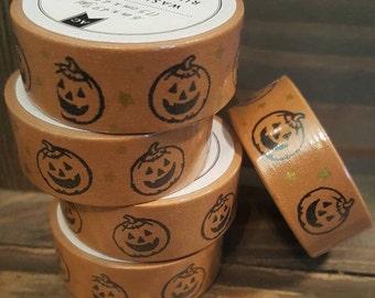 American Crafts Washi Tape - Pumpkins