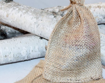 200 Burlap Bags 4x6 For Party Favors With Drawstring Jute Rustic Wedding Party Reception Supplies